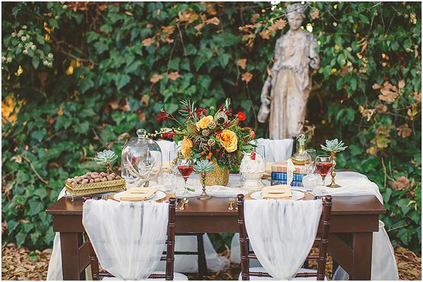 Fall Garden -St George Wedding Planner | Forevermore Events ...