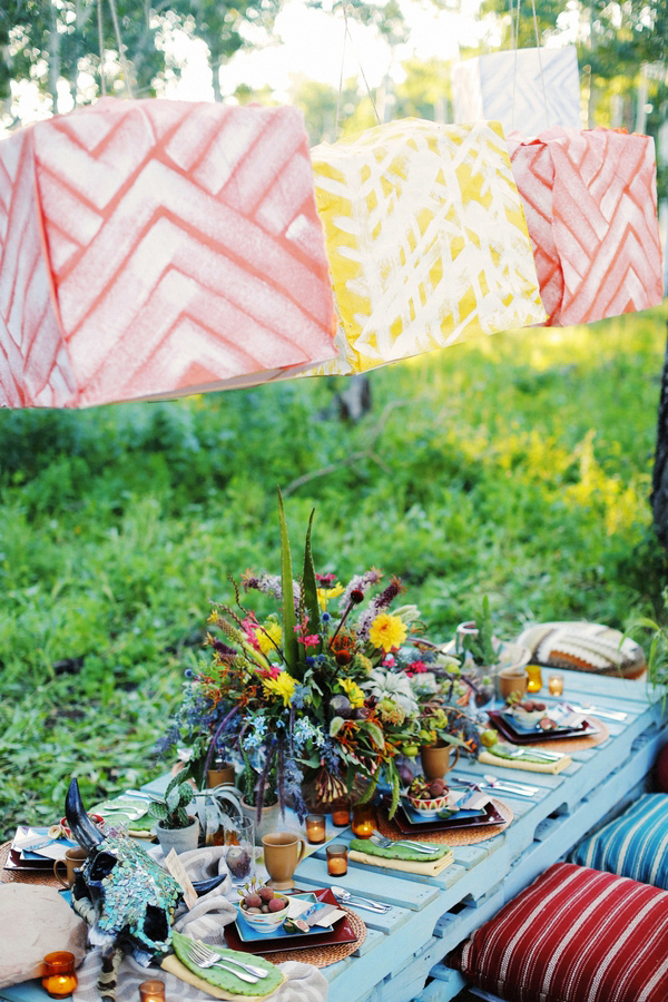 tribal wedding